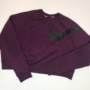 Nike Versa Crop Sweatshirt XL